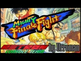 Mighty final Fight (nes) by Urroman