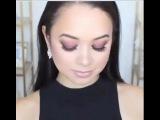 Выразительный макияж на свидание