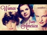 Women from America - Julie London, Doris Day, Peggy Lee...