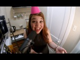 Metal Kitchen #2 For Today Makes A Birthday Cake with Linzey Rae