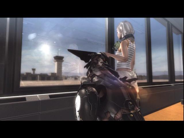 「Metal Gear Rising」 Bladewolf DLC Event Boss Ending S Rank No Damage Revengeance Guide