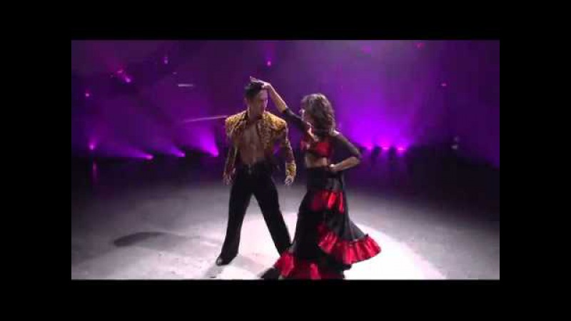 Marko and Janette - Paso Doble - So You Think You Can Dance