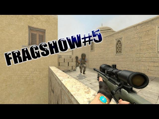 FRAGSHOW 5 UCP 8.1,3 - SHINOBI