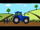 Веселый Генри Премьера мультфильма Трактор 2 серия