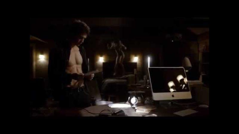Damon's dance (The Vampire Diaries) \ Танец Дэймона (Дневники Вампира)