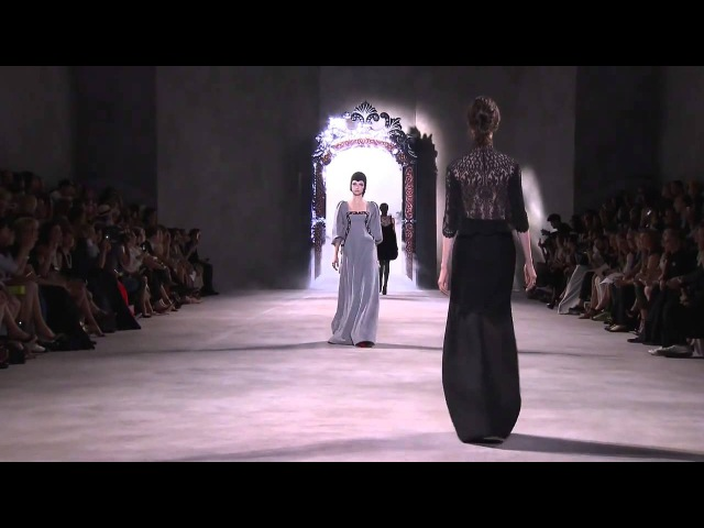 Ulyana Sergeenko | Haute Couture Fall Winter 20132014 | Full Show | Exclusive