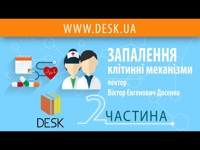 Запалення Віктор Досенко 2 DESK