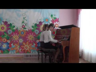 Герасимова Алина и Михалченко Мария - П. Фроссини