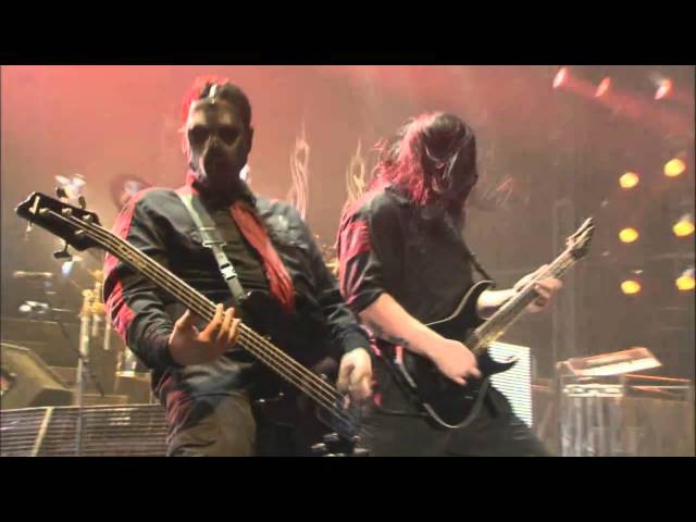 Sic nesses Everything Ends HD Slipknot Live at Download 2009 13