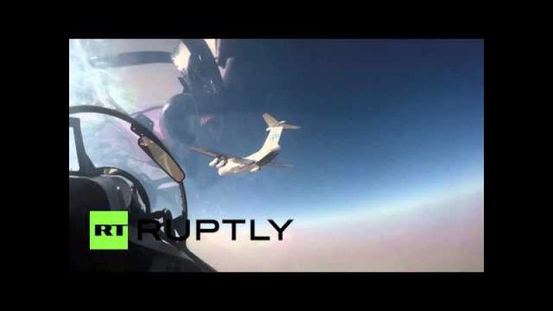 Российский Су-30 обеспечил доставку гумгруза жителям осажденного Дейр эз-Зора