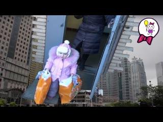 5 посылок из Шанхая Видео 1 Детский сериал про посылки с игрушками для Свинки Пепы и Саши девочки