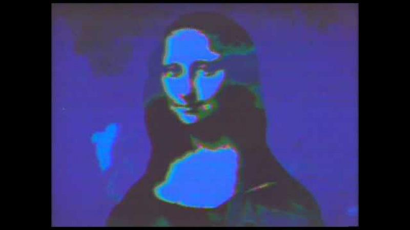 Toshio Matsumoto - Mona Lisa (1973)