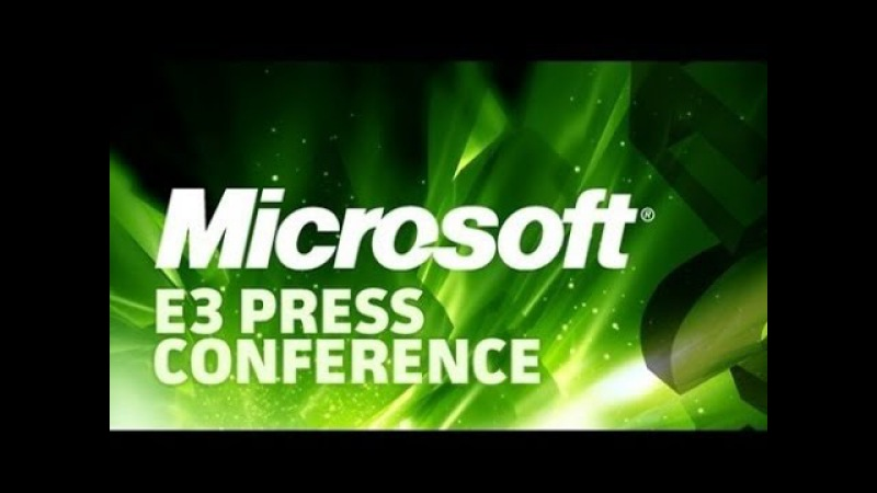 E3 2005 XBOX 360 MICROSOFT CONFERENCE (FULL HD1080P)