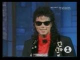 Arsenio Hall Show Michael Jackson with Eddie Murphy