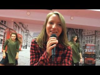 Вика Курзова/VIKA KURZOVA репетиция в 5LIFE