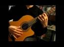 Чёрная Луна (Агата Кристи) - переложение для гитары