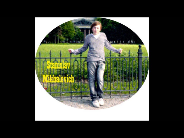 Stas Mikhalevich, boy soprano, sings The song about good things (Rodgers and Hammerstein)