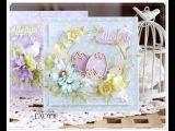 Easter Cards Tutorial Emilia Sieradzan