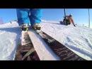 Сноуборд: как правильно падать | Школа сноуборда 2