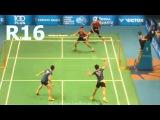 2016 Malaysia Open LEE Yong Dae /YOO Yeon Seong vs GOH V Shem /TAN Wee Kiong