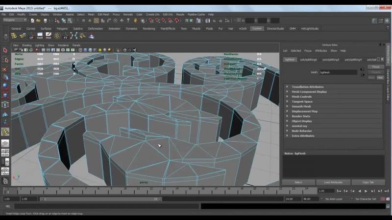 Как из текстуры получить 3D объект?