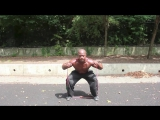 HITS FULL BODY WORKOUT WITH CALISTHENICS RUBBERBANDITZ RESISTANCE BANDS
