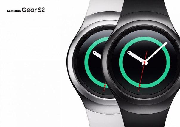 Samsung Gear S2 стали хитом до начала продаж