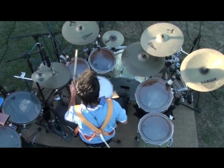 Sweet Child O Mine - Guns N Roses - Fede Rabaquino - Drum Cover