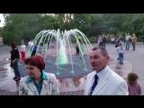 Цветной фонтан в Саратове.!