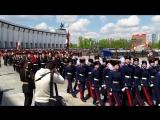 Парад кадет 06.05.2016