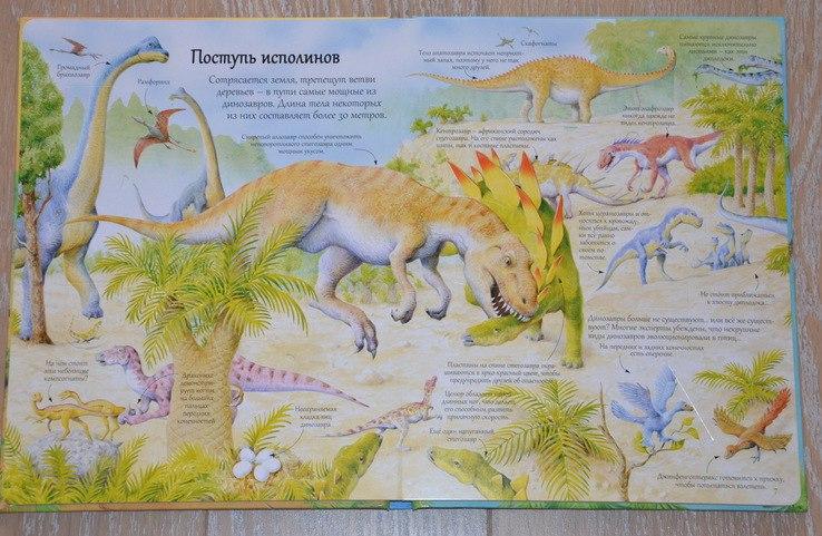 интересные факты о динозаврах для детей