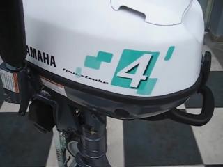 Лодочный мотор Yamaha F4