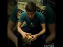"""Violinist 🎻 on Instagram: """"48 секунд! 👍 Наш новый рекорд! 💪 #братан #кубикрубика #рекорд #48сек"""