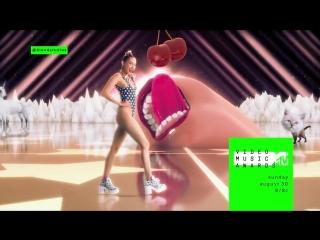 MTV VMA 2015 - Miley Twerks To The VMAs