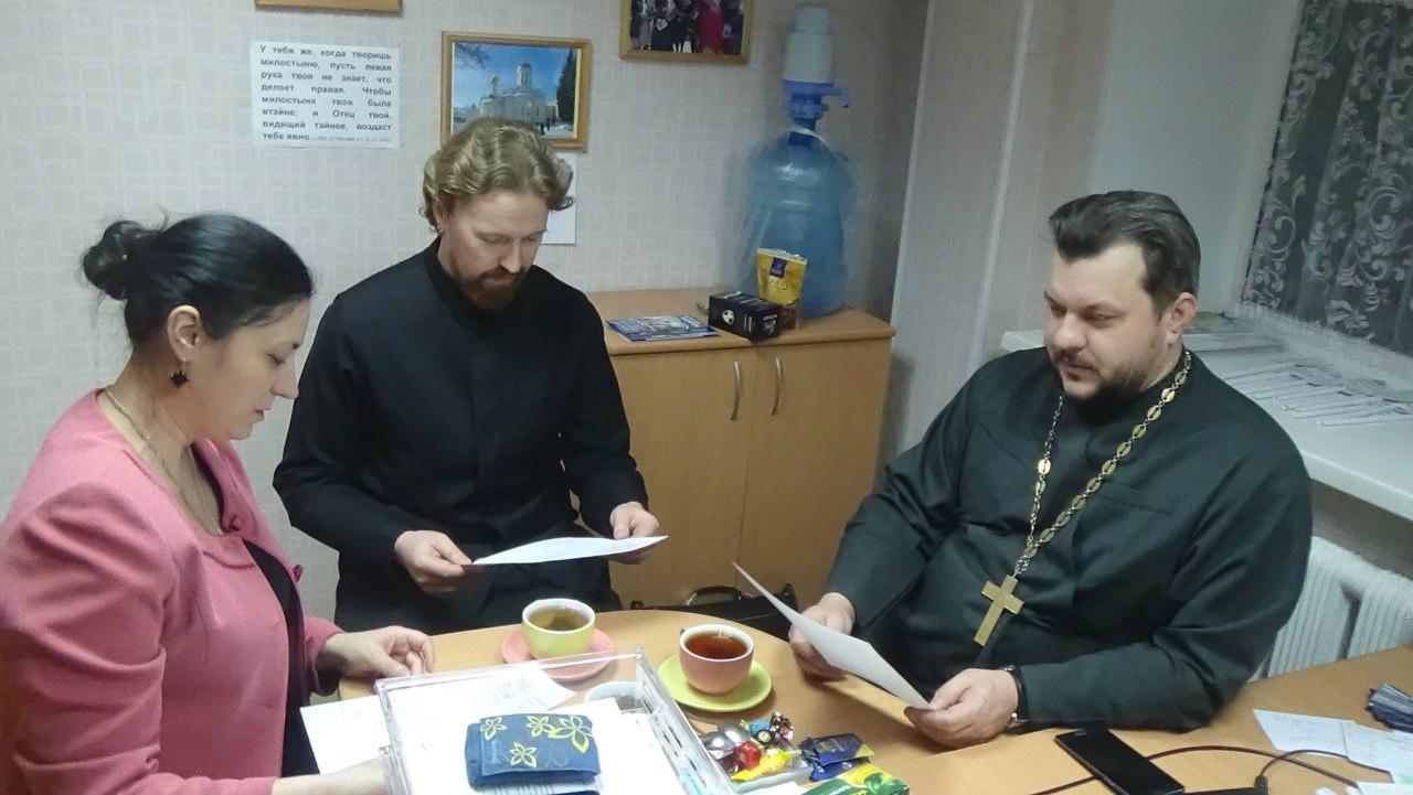 Соглашение о совместном сотрудничестве с Лысковской и Лукояновской епархией