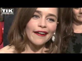 Emilia Clarke: The secret of my beauty