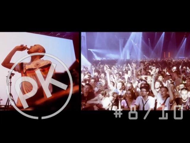 Paul Kalkbrenner Gigahertz - Zamardi 810 A Live Documentary 2010 (Official PK Version)