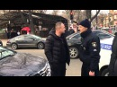 Новая Полиция избила и надела наручники на невиновного 23.02.16 Одесса