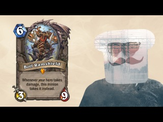 Hearthstone Experiments: Grand Tournament Cards