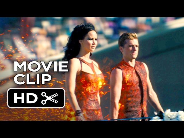 The Hunger Games Catching Fire Movie CLIP 4 Tribute Parade 2013 Movie HD