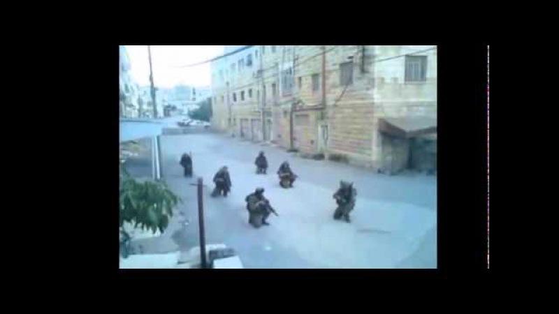Новости NEWSru com Израильские солдаты устроили флешмоб с танцами в оккупированном палестинском городе ВИДЕО