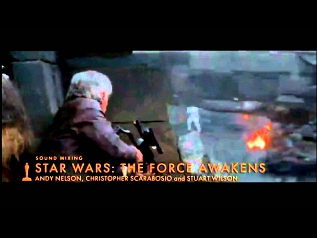 Han Solo Tries Out Chewbacca's Bowcaster Gun I Like This Thing [HD] - Star Wars The Force Awakens