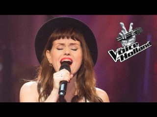 Jennie Lena – All By Myself (The Knockouts | The voice of Holland 2015)