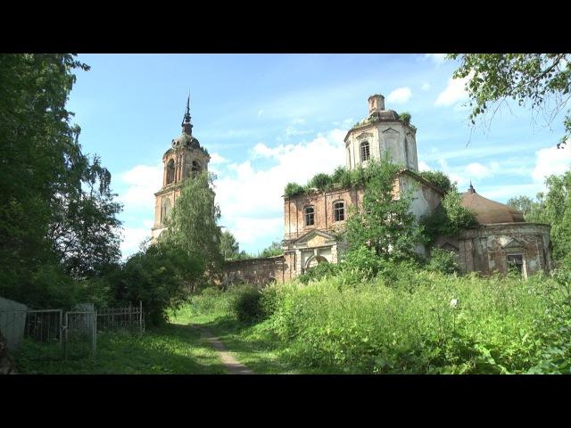 Храм Николая Чудотворца на Валухе восстанавливают монахи Прилуцкого монастыря