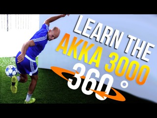 Learn The AKKA 3000 360° Bullet-Time