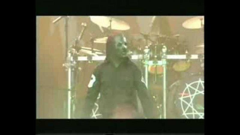 Slipknot : (SIC), Live At Graspop 2004