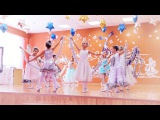 Детский Новогодний танец снежинок
