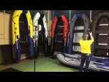Подготовка видео обзора по надувным ПВХ лодкам под мотор