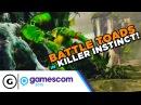 Battletoads in Killer Instinct Gamescom 2015