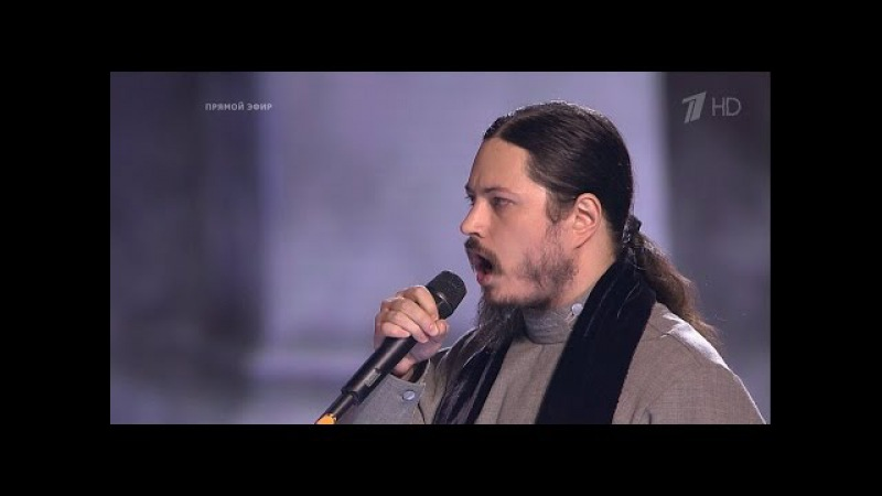 Кормухина, Петровский, Отец Фотий - Карузо (Голос 4 Полуфинал)
